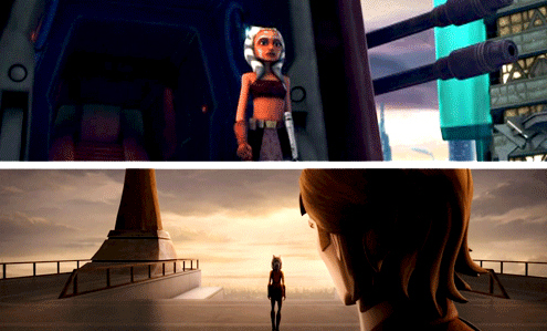 The Clone Wars in Two Pictures